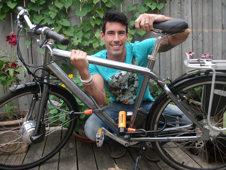 "= ""Electric Bike TheGayGuideNetwork.com"""