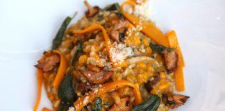 bragagnolo-squash-sage-risotto-wild-mushrooms-thegayguidenetwork