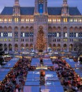 Christmas-Market-Vienna-City-Hall TheGayGuideNetwork