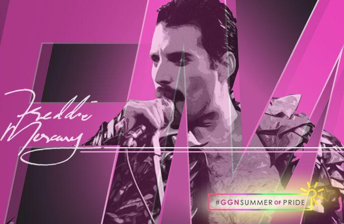 POP CULTURE :: Freddie Mercury, Queen of Them All